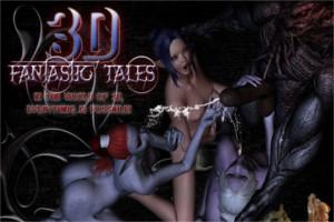 3D Fantastic Tales